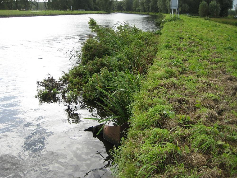 Heidenheim, Faunauittreeplaats NW kanaal - Het Drentse Landschap