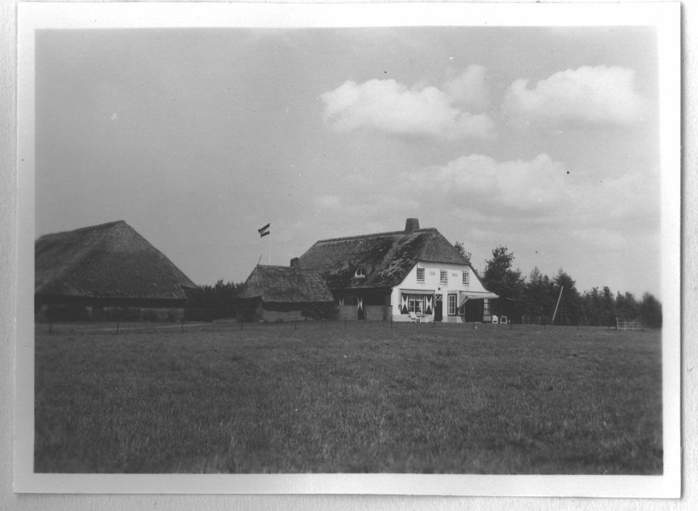 Landgoed Vossenberg, Landhuis 1938 - Het Drentse Landschap