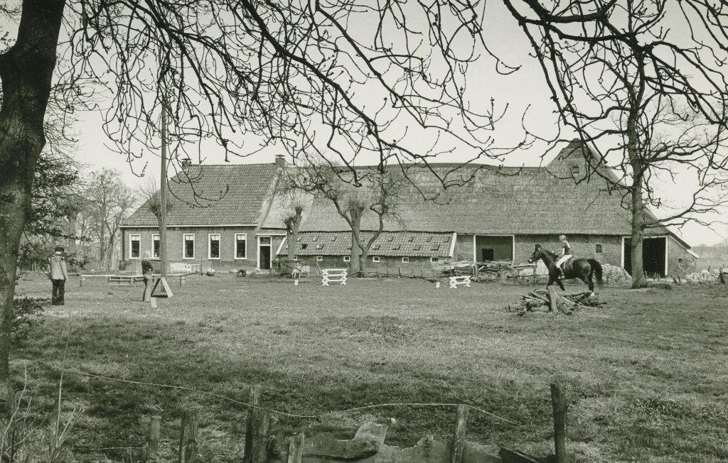 Huis ter Hansouwe Foto: Collectie RHC Groninger Archieven