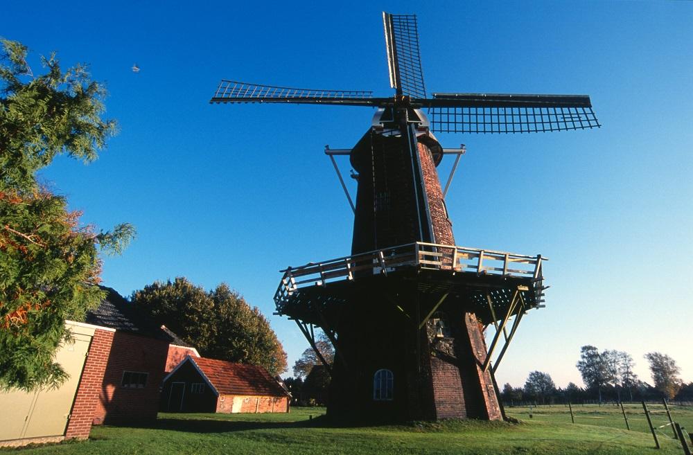 Molen Gieterveen - Foto Jaap de Vries