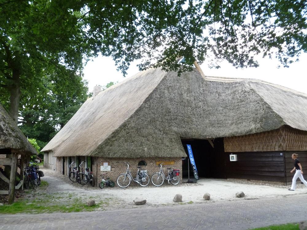 Infocentrum Orvelte - Hanna Schipper