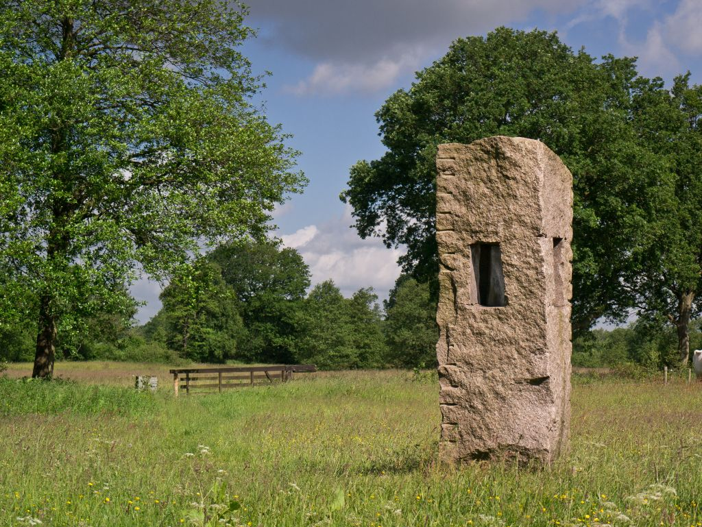 Harry de Vroome monument. Foto: Eric Wanders