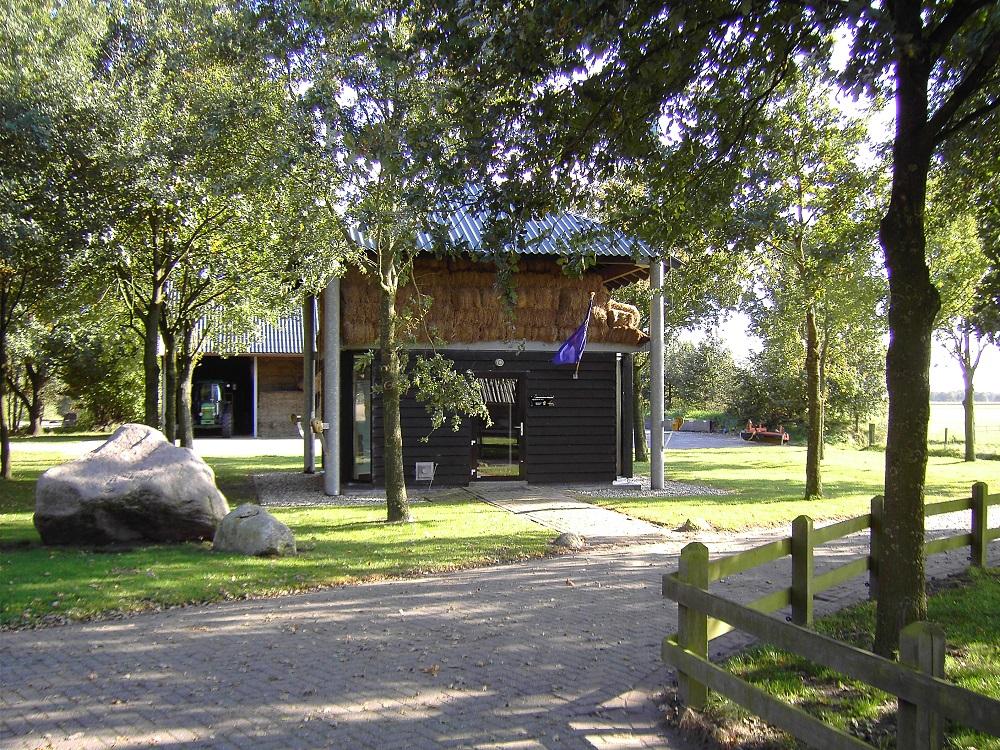 Informatiecentrum Hijkerveld - Foto: Sonja van der Meer