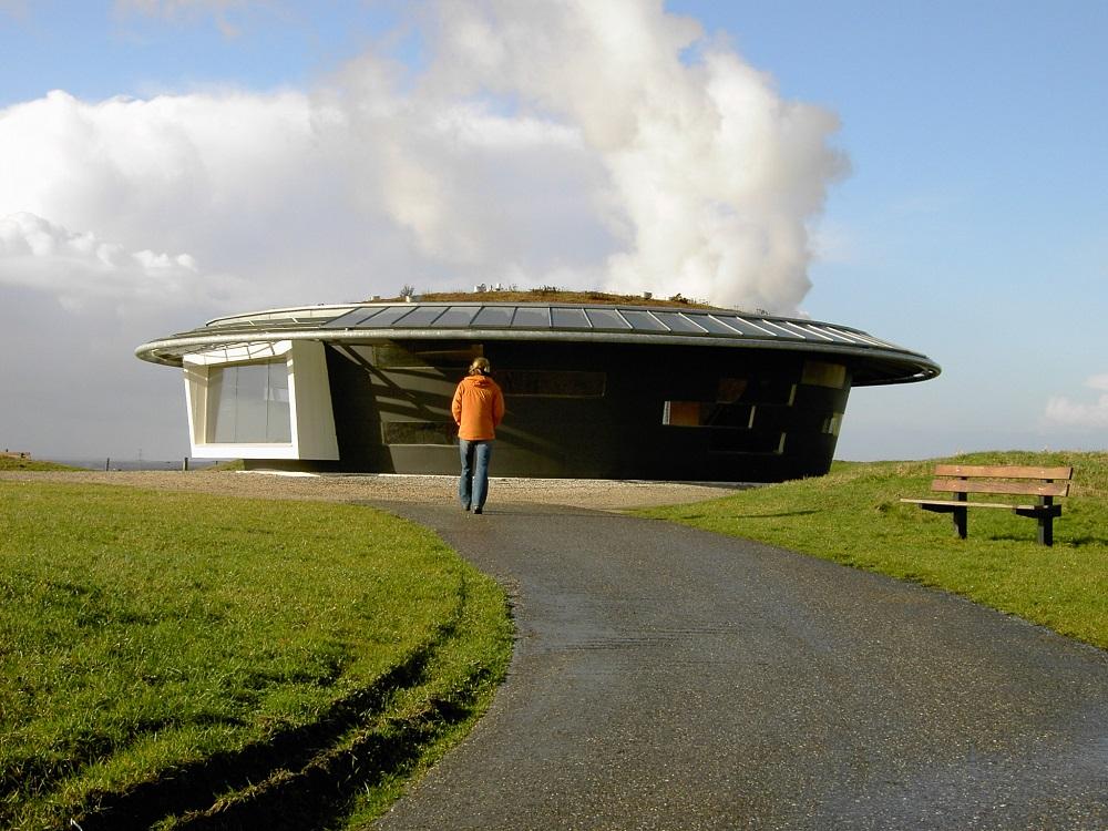 Informatiecentrum De Blinkerd - Foto: Sonja van der Meer