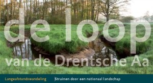 De loop van de Drentse Aa