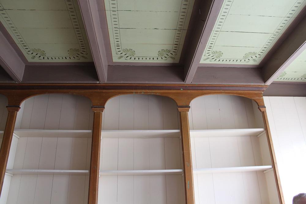 Plafondschildering - Foto: archief HDL