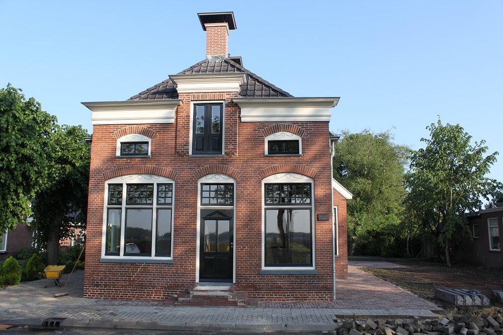 Vervenershuis, Valthermond - Foto Archief HDL