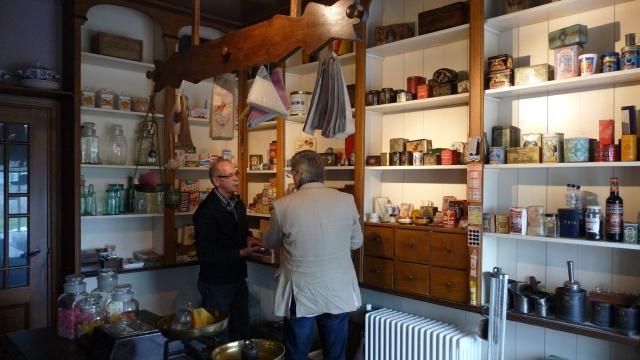 Winkeltje Vervenershuis _ Foto HDL