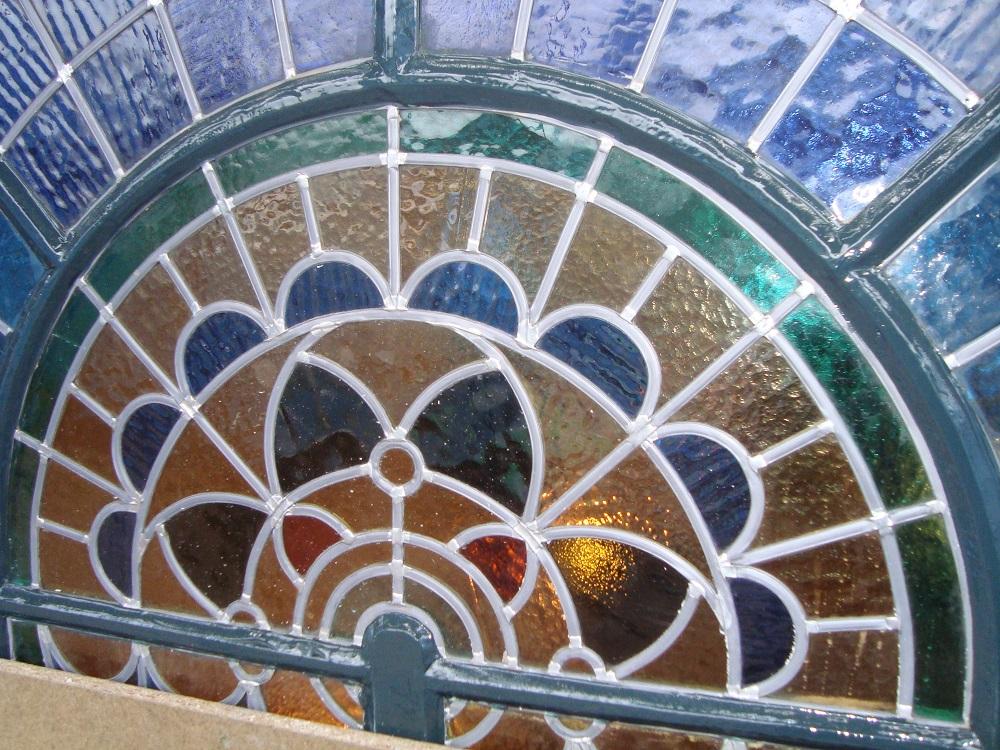 Glas-in-lood - Foto HDL