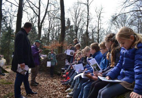 Onderwijsproject Spaarbankbos een succes