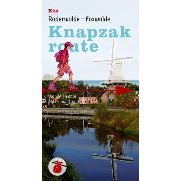 K24 Knapzakroute Roderwolde-Foxwolde