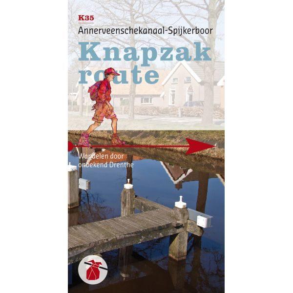 K35 Knapzakroute Annerveenschekanaal-Spijkerboor