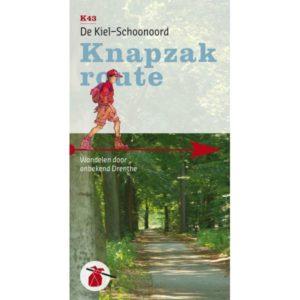 K43 knapzakroute De Kiel-Schoonoord