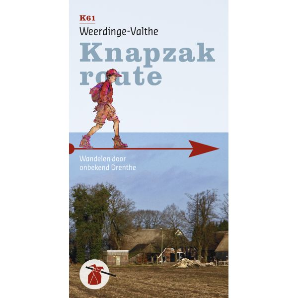 K61 Knapzakroute Weerdinge-Valthe