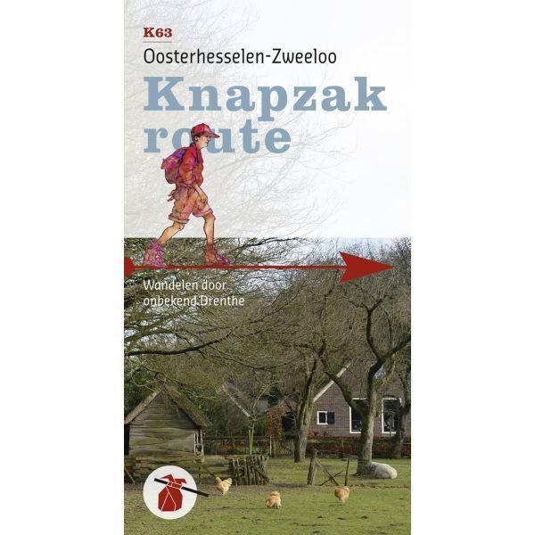 K63 Knapzakroute Oosterhesselen-Zweelo