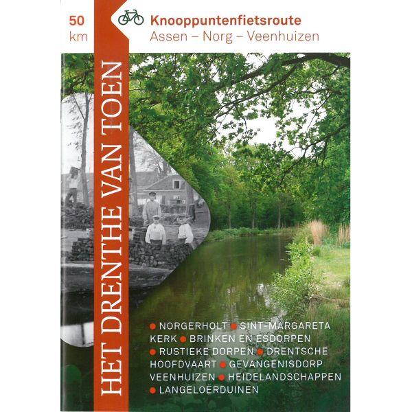 Fietsroute Assen-Norg-Veenhuizen