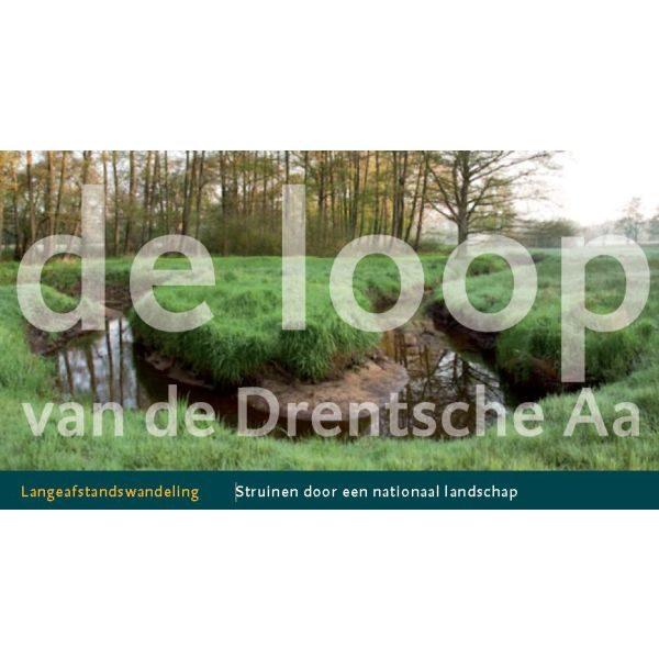 De loop van de Drentsche Aa