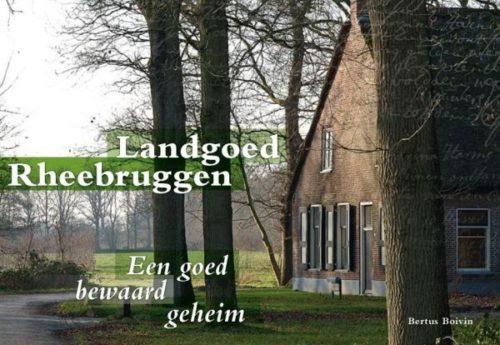 Aanbieding Cultuurschat Landgoed Rheebruggen