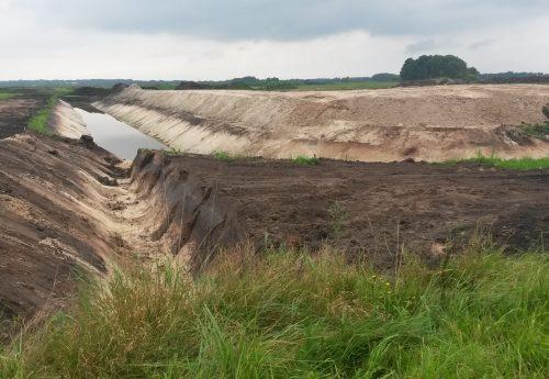 Inrichting natuurgebied Tusschenwater gestart