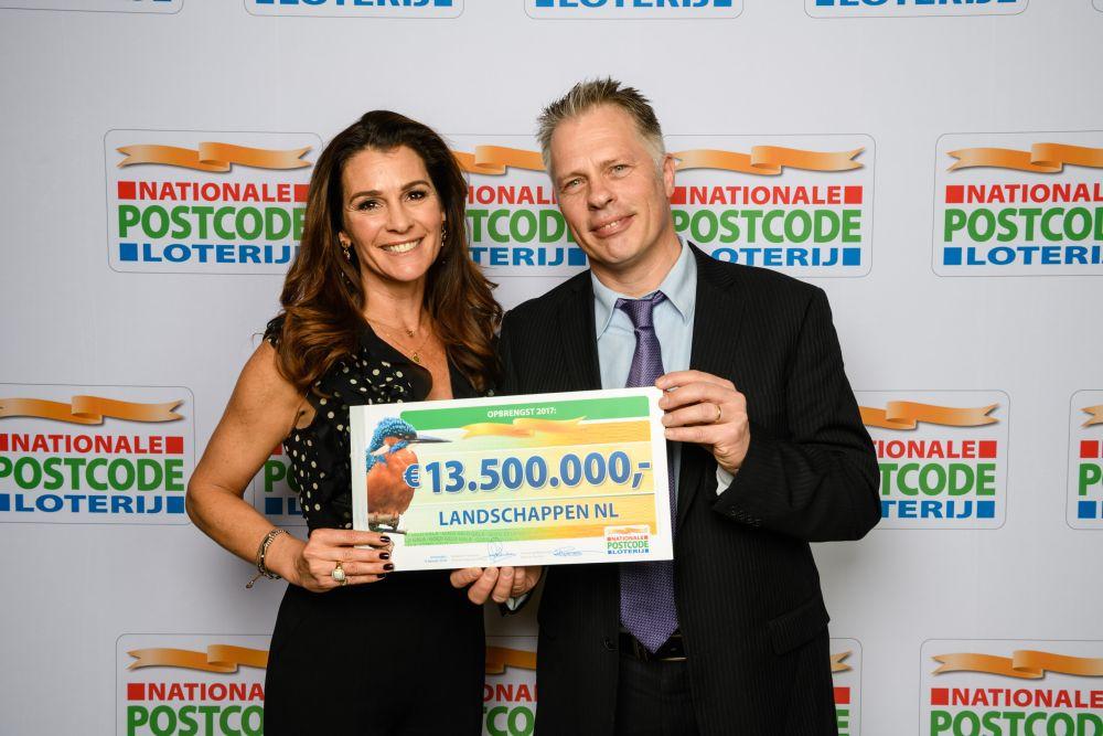 Prachtige Bijdrage Nationale Postcode Loterij