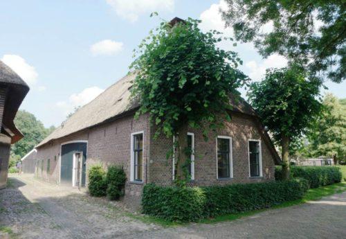 Riante woonboerderij De Maalderij Orvelte te huur