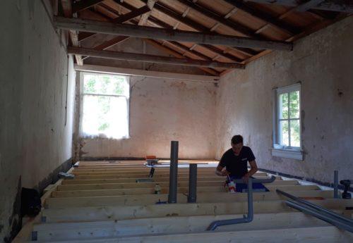 Koetshuis Oldengaerde wordt beheerderswoning