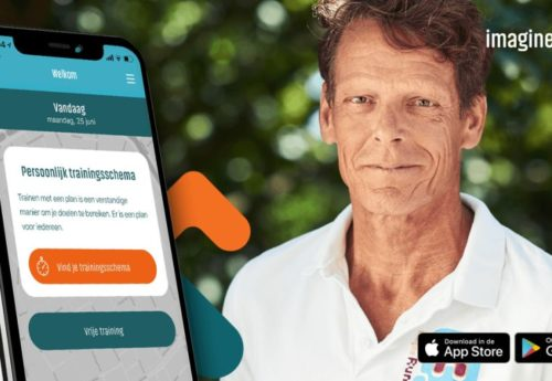 Imagine Run Clinic met Gerard Nijboer