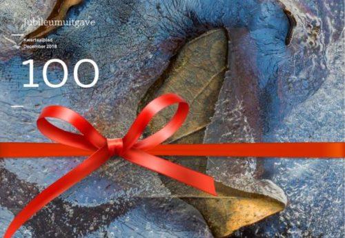 100ste nr Kwartaalblad Het Drentse Landschap voor Klijnsma en Jumelet