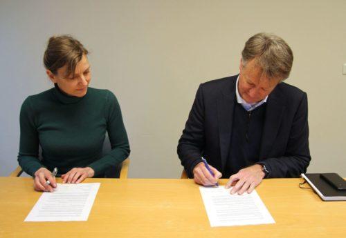 Aanneemovereenkomst Oldengaerde getekend