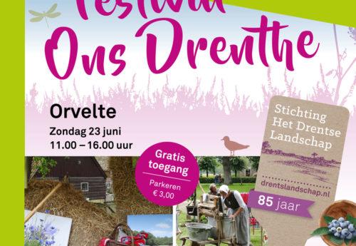 Welkom op Festival Ons Drenthe