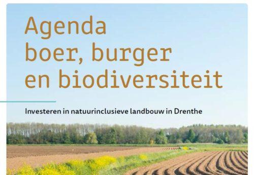 Agenda Boer, Burger en Biodiversiteit gepresenteerd