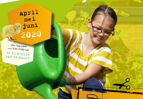 Activiteiten agenda Duurzaamheidscentrum Assen tweede kwartaal 2020