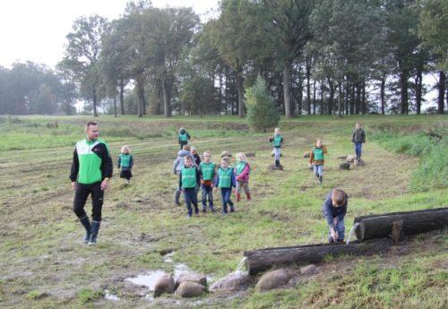 Natuurspeelplaats Borger-Ees geopend