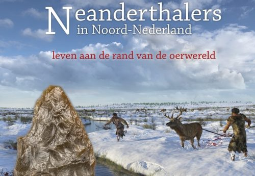 Boek Neanderthalers in Noord-Nederland