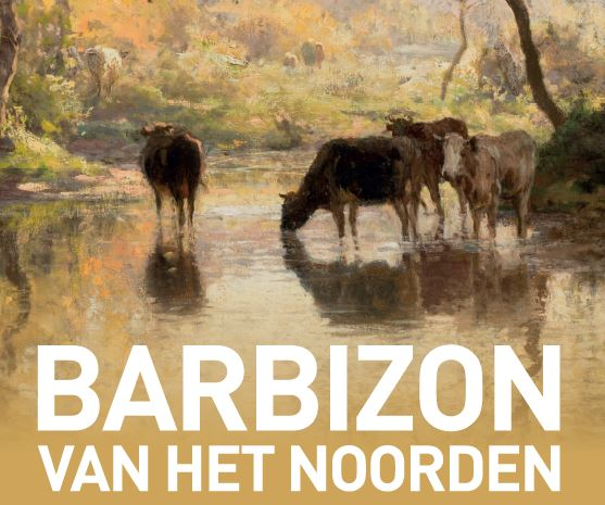 Afbeeldingsresultaat voor tentoonstelling barbizon van het noorden
