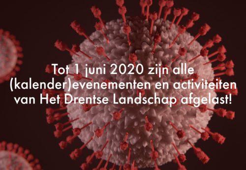 Maatregelen in verband met het Coronavirus