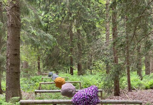 Kunstroute Buitenlucht in het Spaarbankbos