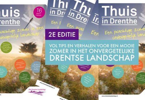 2e editie Krant Thuis in Drenthe is uit